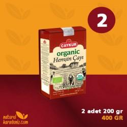 Çaykur Hemşin 400 gr Organik Dökme Çay