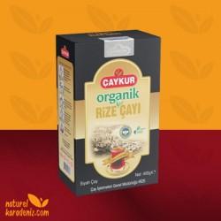 Organik Rize Çayı 400gr. (Karton Kutu)