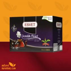 Ufuk Çay Esvet Bergamot Demlik Poşet 500 gr